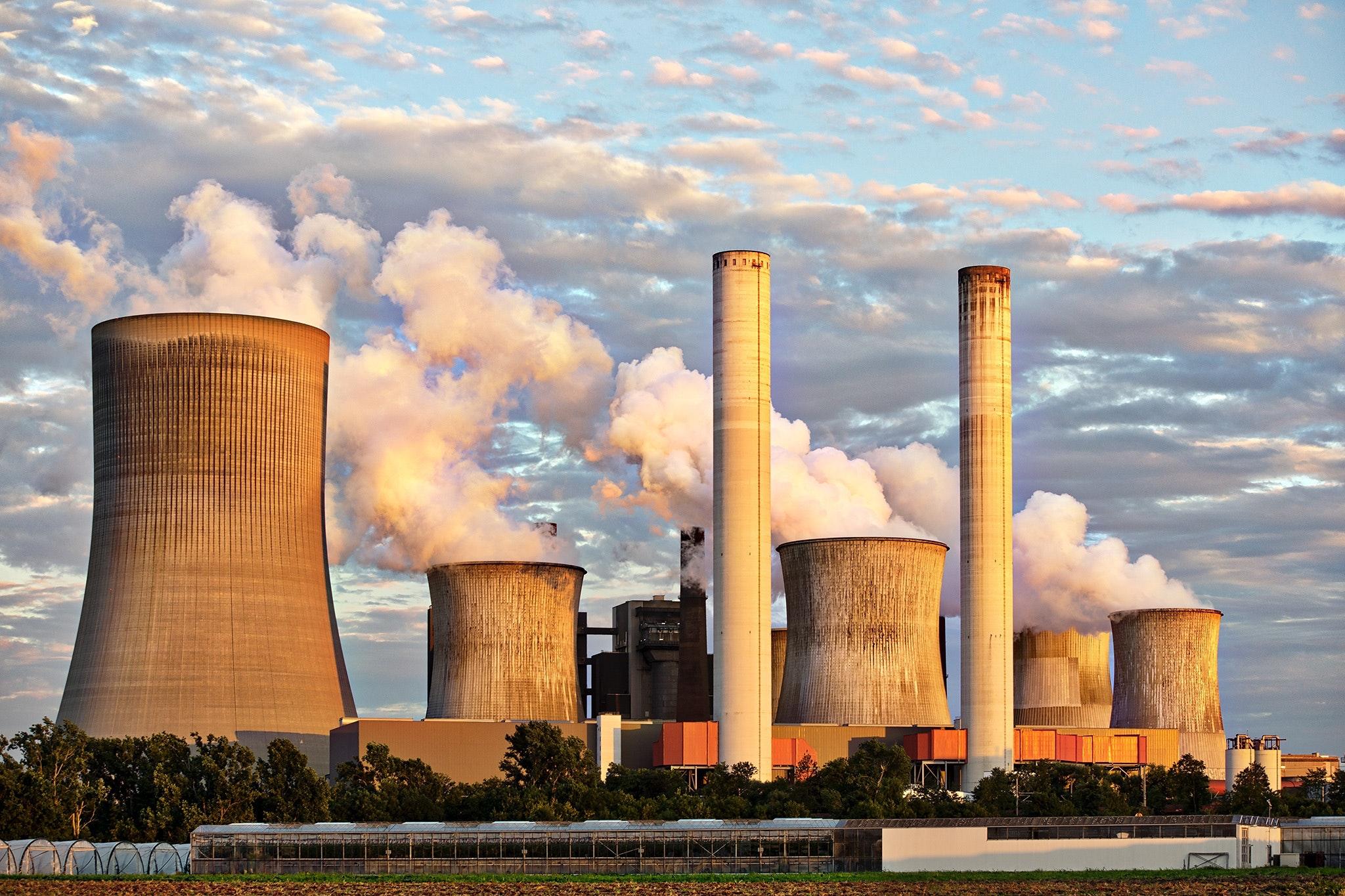 Greenhouse gases emissions